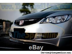 05 06 07 08 HONDA CIVIC FD Type R Mugen style Grille 6A