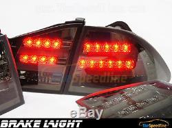 06 07 08 09 10 11 HONDA CIVIC FD LED BAR STRIP TUBE SMOKE Rear Tail Lamp TYPE R