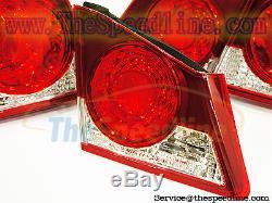 06 07 08 09 10 11 Honda Civic FD Tail Rear Lamp (STYLE OEM) Hybrid TYPE R
