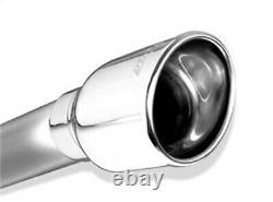 11828 Borla S-Type Rear Exhaust Fits 2012-2015 Honda Civic 1.8L 4-cyl