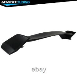 16-20 Honda Civic 10th Gen X Coupe 2Dr Type-R Unpainted Trunk Spoiler Wing