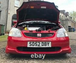 2002 (52) Honda Civic Type R EP3 Milano Red