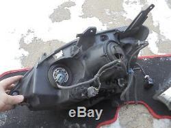 2004-2005 OEM Honda Civic Type R Si EP3 Projector Headlights EDM JDM Halo Kouki