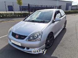2004 Honda Civic Type R Silver EP3 Vtec