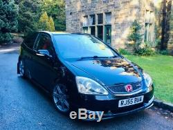 2005 (55) Honda Civic 2.0i-VTEC Type R Premier Edition, EP3, K20LOW MILEAGE