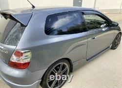 2005 Honda CIVIC CIVIC Ep3 Type R Facelift Jackson Supercharger Recaros