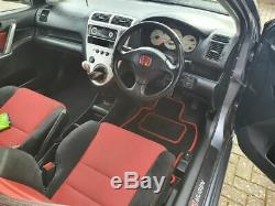 2005 Honda Civic Type R, 86k miles, Cosmic Grey