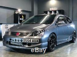 2005 Honda civic type r turbo ep3 450bhp huge build