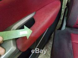 2007 Honda Civic Type R Mk8 Interior Left Right Front Rear Seats & Door Cards