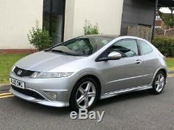2010 Honda CIVIC 1.8 Type-s Gt Automatic