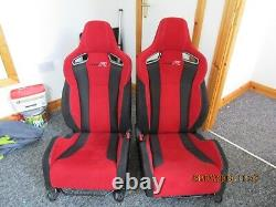 2017/18 Honda CIVIC Type R Fk8 Front & Rear Seats Excellent Condition! New Price