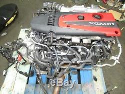 2018 Honda CIVIC Type R Fk8 K20c1 Engine 6speed Transmission Ecu K20c1 Motor Lsd