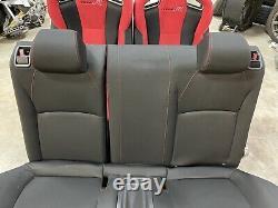 2018 Honda CIVIC Type-r Fk8 K20c1 Oem Front & Rear Seats