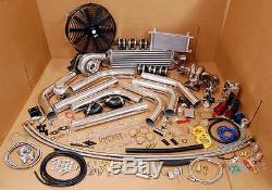 485hp Honda B B16 B18 B20 Civic Turbo Kit Type-R NEW Integra CRX ACCORD DEL SOL