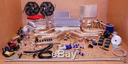 485hp Turbo Kit 2002-2012 Honda Civic Type R VTEC TurboCharger K20A2 K20Z4