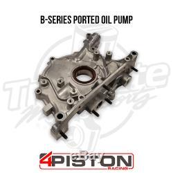 4Piston Racing Ported Honda / Acura B-Series Oil Pump B16 B18 B20