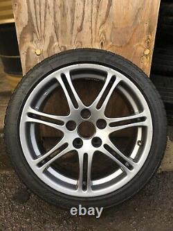 4x Honda Civic Type R EP3 17 Inch Alloy Wheels Grey
