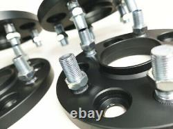 4x Super GT Hubcentric Wheel Spacers 20mm Honda Civic FK2 FK8 Type R