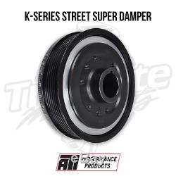 ATI K-Series Street Super Damper Harmonic Balancer 918477 Acura RSX Honda Civic