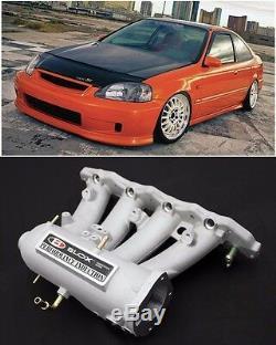 BLOX RACING INTAKE MANIFOLD V3 99-00 Civic Si B16A2 B16A3 & Integra Type-R B18C5