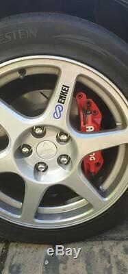 Big Brakes Honda Civic Type r ep3 k20