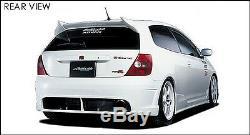 Buddy Club Honda CIVIC Ep3 Type R 2001-04 Full Racing Spec Aero Body Kit Y2207