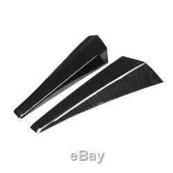 Carbon Fiber Type R Style Rear Roof Spoiler Wing For Honda Civic 4DR 2016 2018