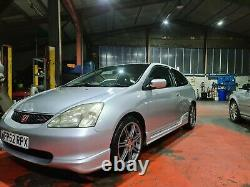 Civic type r 92k 1 owner no rust