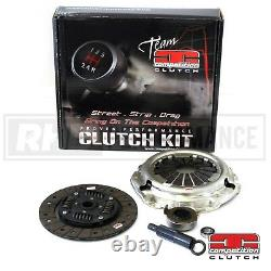 Competition Clutch Kit Organic Fits Honda Civic/integra Ep3/dc5 Type R K20