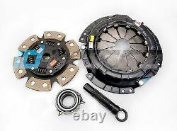 Competition Clutch Stage 4 Racing Clutch For Honda CIVIC Type R Ep3 & Fn2 K20