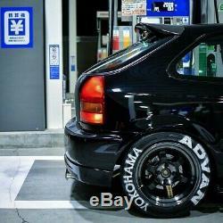 Duck Tail Wing spoiler Spoon for Honda Civic Type-R Ek9 96-00 Ek Ej