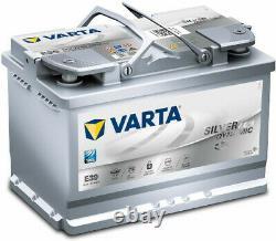 E39 AGM Car Battery 12V Varta Silver Dynamic 4 Yr Warranty Type 096