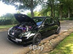 Ep3 type r turbo 450bhp not ek/ef/eg/fn