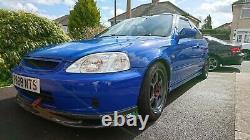 Facelift Honda Civic Type-R EK9 (MY 2000, last year of production)