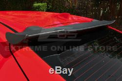 For 16-Up Honda Civic Hatchback JDM SPOON Style Rear Roof Wing Spoiler