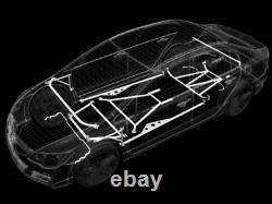 For HONDA CIVIC Type R EK9 92-00 Ultra Racing Rear Trunk Mount 4PTS Strut Brace