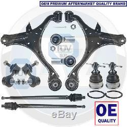 For Honda CIVIC 2.0 Type R Ep3 Lower Arms Ball Joint Track Tie Rod Ends Links