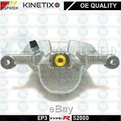 For Honda Civic 2.0 Type-R S2000 Front left right brake calipers pair OE quality