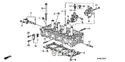 GENUINE HONDA Civic Si / TSX RSX Type S VTEC SOLENOID SPOOL VALVE 15810-PRB-A03