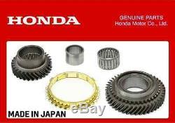 GENUINE HONDA K-Series 6th Long Gear Kit 0.659 Civic Type R EP3 FN2 FD2 DC5 K20A
