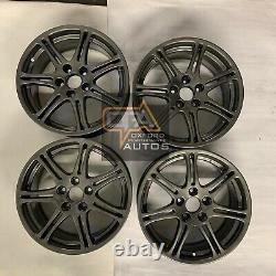 Genuine 17 Honda Civic Type R Alloy Wheels professionally refurbished