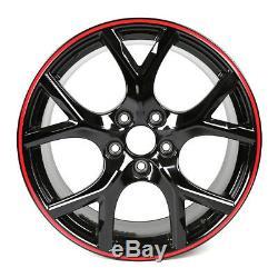 Genuine For Honda 19 Alloy Wheel Black CIVIC Type R Fk2 Fk8