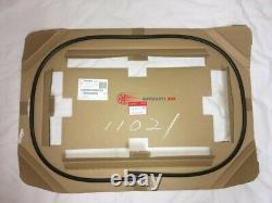 Genuine Honda CIVIC EK9 TYPE-R Front Windshield Glass Molding Set JDM