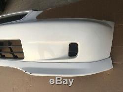 Genuine Honda CIVIC Ek9 Type-r Front Bumper Oem Jdm White Nh0 Ek3 Ek4