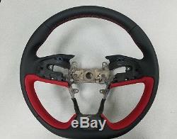Genuine Honda CIVIC Type R Steering Wheel 78501-tgh-a90za