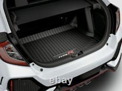 Genuine Honda Civic Hatchback Type R Trunk Tray (17-19) Cargo Hatch 08U45TGH100
