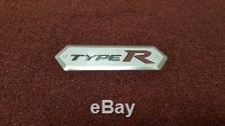Genuine Honda Civic Type R FN2 Carpet Mat Set NEW 2008-2011 (LHD) Non UK