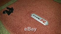 Genuine Honda Civic Type R FN2 Carpet Mat Set NEW 2008-2011 (RHD)