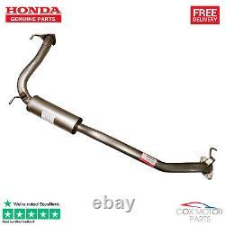 Genuine Honda Civic Type-R FN2 Exhaust Centre Pipe 2007-2011