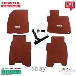 Genuine Honda Civic Type-R FN2 Premium Carpet Mats 2007 Only
